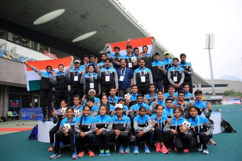 Athletics: India finishes second in medal tally at Asian Youth C'ships