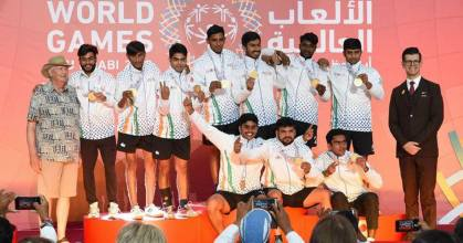Indian Athletes for Winning 368 Medals at Special Olympics 2019