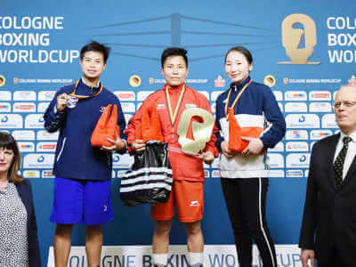 Cologne World Cup boxing: Meena Kumari clinches gold as Indian pugilists finish with five medals