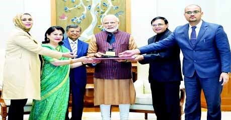 PM Narendra Modi conferred with first-ever Philip Kotler Presidential Award