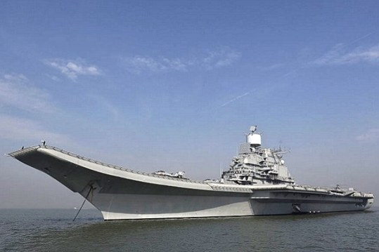 India And France To Hold Their Largest Naval Exercise 'VARUNA' Powered By Aircraft Carriers, Jets And Destroyers