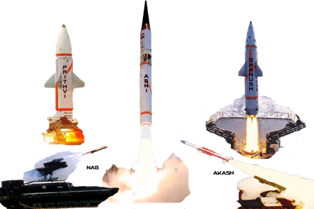 list of important missiles