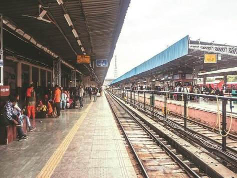Indian Railways targets at least 50% of freight traffic by 2030