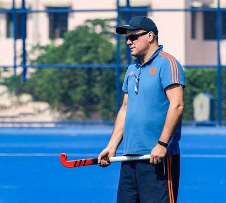 Graham Reid named chief coach of India's men's hockey team