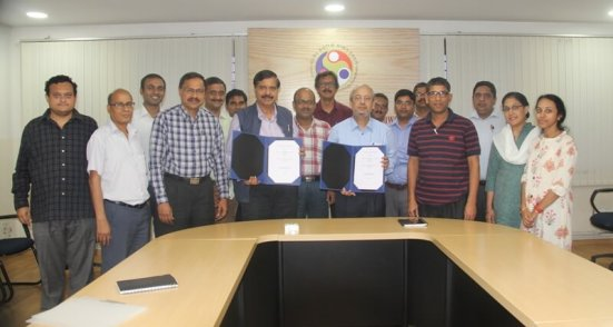 IIT Guwahati signs MoU with ISRO to set up space technology
