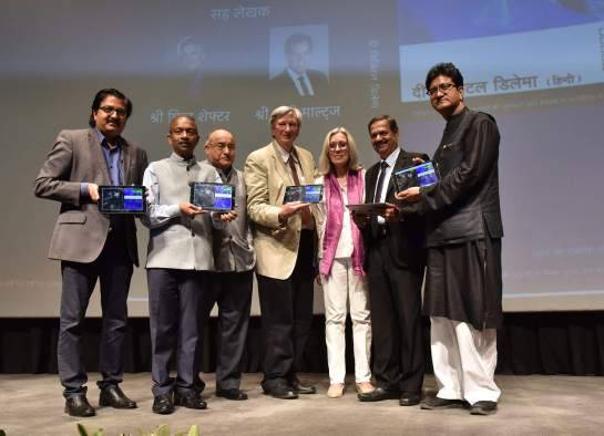 Oscar Academy President John Bailey launches Hindi version of 'Digital Dilemma' by NFAI