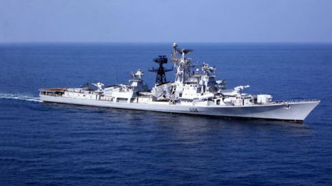 After 36 years, Indian Navy's frontline missile destroyer INS Ranjit to be decommissioned