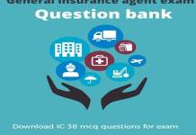 IC 38 Question bank pdf