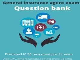 IC 38 Question bank pdf