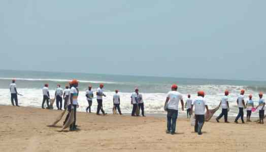 Puri beach to become Asia's first with Blue Flag certification