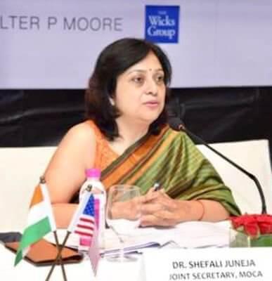 शेफाली जुनेजा को ICAO में भारत का प्रतिनिधि नियुक्त किया