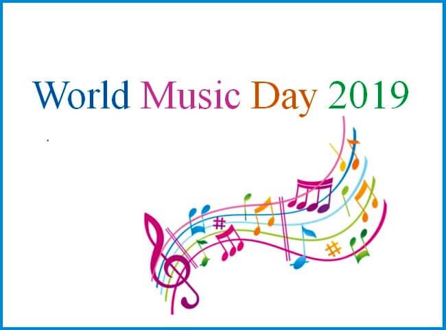 21 June World Music Day 2019