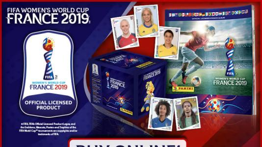 FIFA Women's World Cup France 2019 being in France