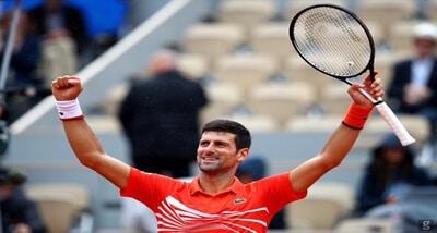 Novak Djokovic tops ATP rankings