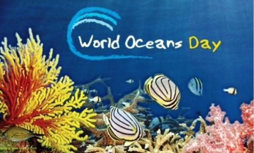 World Oceans Day 8 June