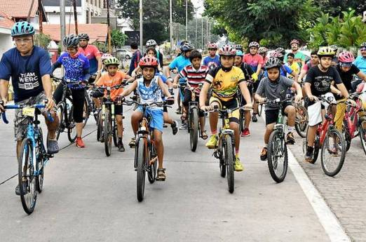 3 June World Bicycle Day