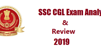 SSC-CGL-Exam-Analysis-2019