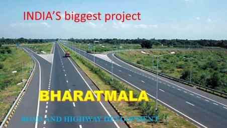 Bharatmala Projects along Indo-Nepal Border areas
