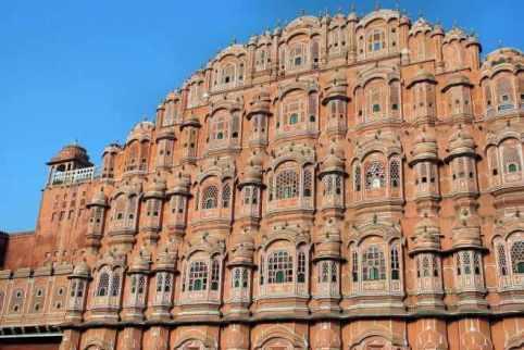 Pink City Jaipur Designated UNESCO World Heritage Site