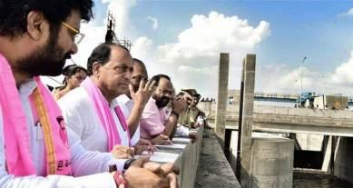 Jala Jatara' celebrated to mark KLIP launch in Telangana