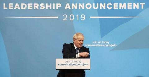 Boris Johnson wins Conservative Party leadership, set to become next U.K. Prime Minister