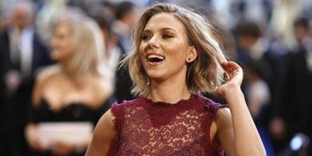 Scarlett Johansson Tops Forbes List Of Highest Paid Actresses