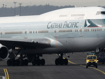 Cathay Pacific Airways CEO quits in blowback over Hong Kong mass protests