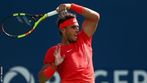 MONTREAL CUP: NADAL ROUTS WON 35TH ATP MASTERS TITLE