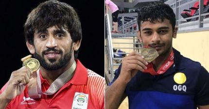 Bajrang wins gold at Tbilisi