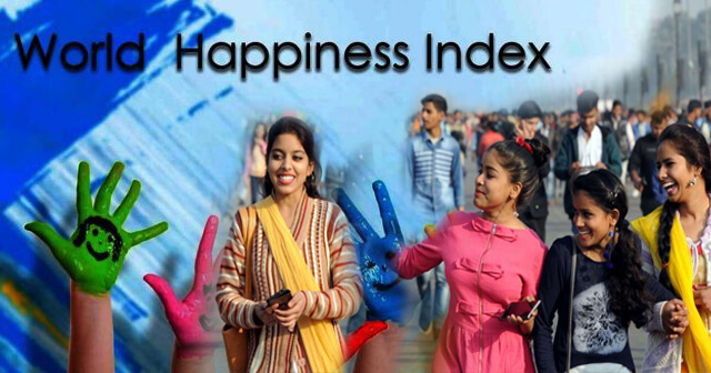 """India 9th on happiness index among 28 nations: """"Global Happiness Survey"""""""