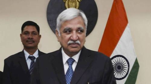 Chief Election Commissioner Sunil Arora assumes charge as Chairman of Association of World Election Bodies