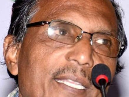 Sarala Puraskar for Odia writer Pradeep Dash