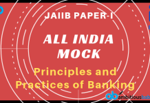 Jaiib Paper 1 all india free mock test