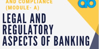 Legal and Regulatory Aspects of Banking Blog