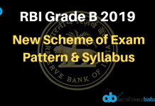 RBI Grade B Exam Pattern and Syllabus