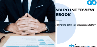 SBI PO INTERVIEW EBOOK Blog Banner