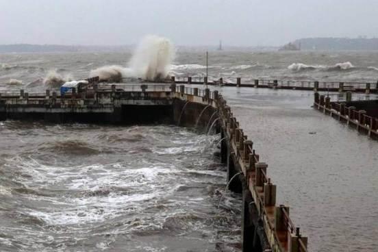 Cyclone Kyaar: Rains likely in parts of south Gujarat, Saurashtra