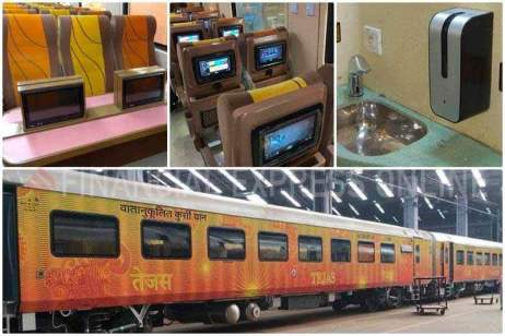 Lucknow-Delhi Tejas Express, India's 'first private train' flagged off