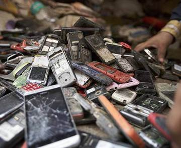 India's first e-waste clinic to be set up in Bhopal