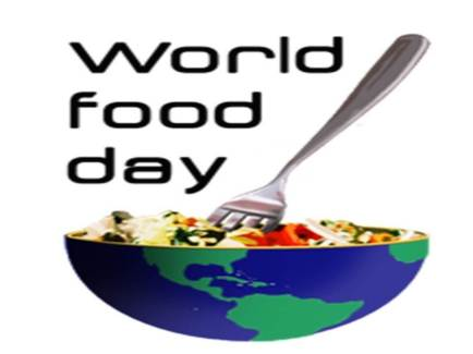 16th October: World Food Day