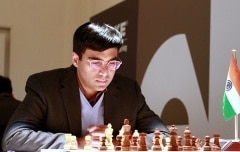 "A book titled ""Mind Master: Winning Lessons from a Champion's Life""  by Viswanathan Anand"