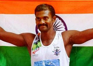 World Military Games: Anandan Gunasekaran opens India's account, wins two gold medals