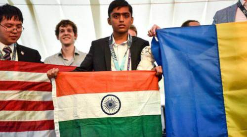 Pranjal Srivastava is India's youngest gold medalist at International Maths Olympiad