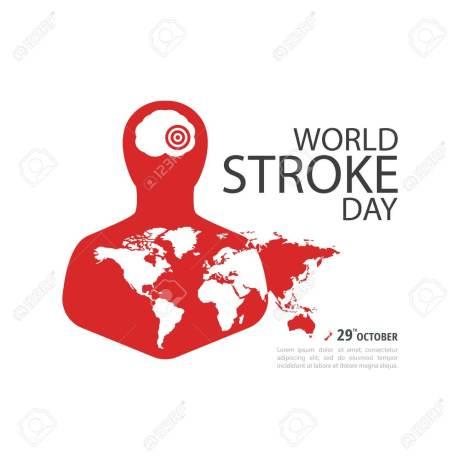 29th October: World Stroke Day 2019