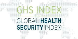 Global health security index 2019, India 57th rank