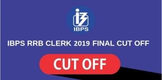 RRB Clerk 2019 Cutoff