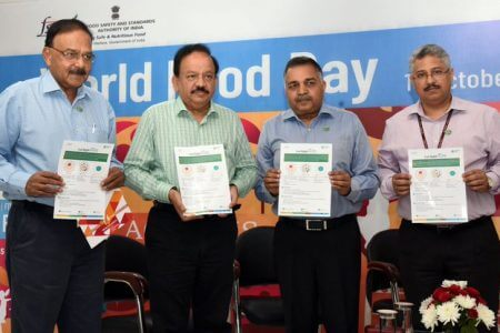 Govt. launches 'food safety mitra' scheme for scaling up 'Eat Right India' movement