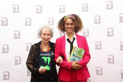 Booker Prize: Margaret Atwood and Bernardine Evaristo share award