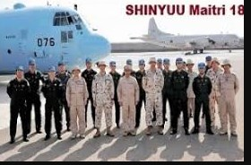 Indian Air Force to begin joint military exercise 'Shinyuu Maitri' with Japanese counterpart in West Bengal