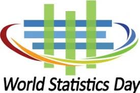 20 October: World Statistics Day